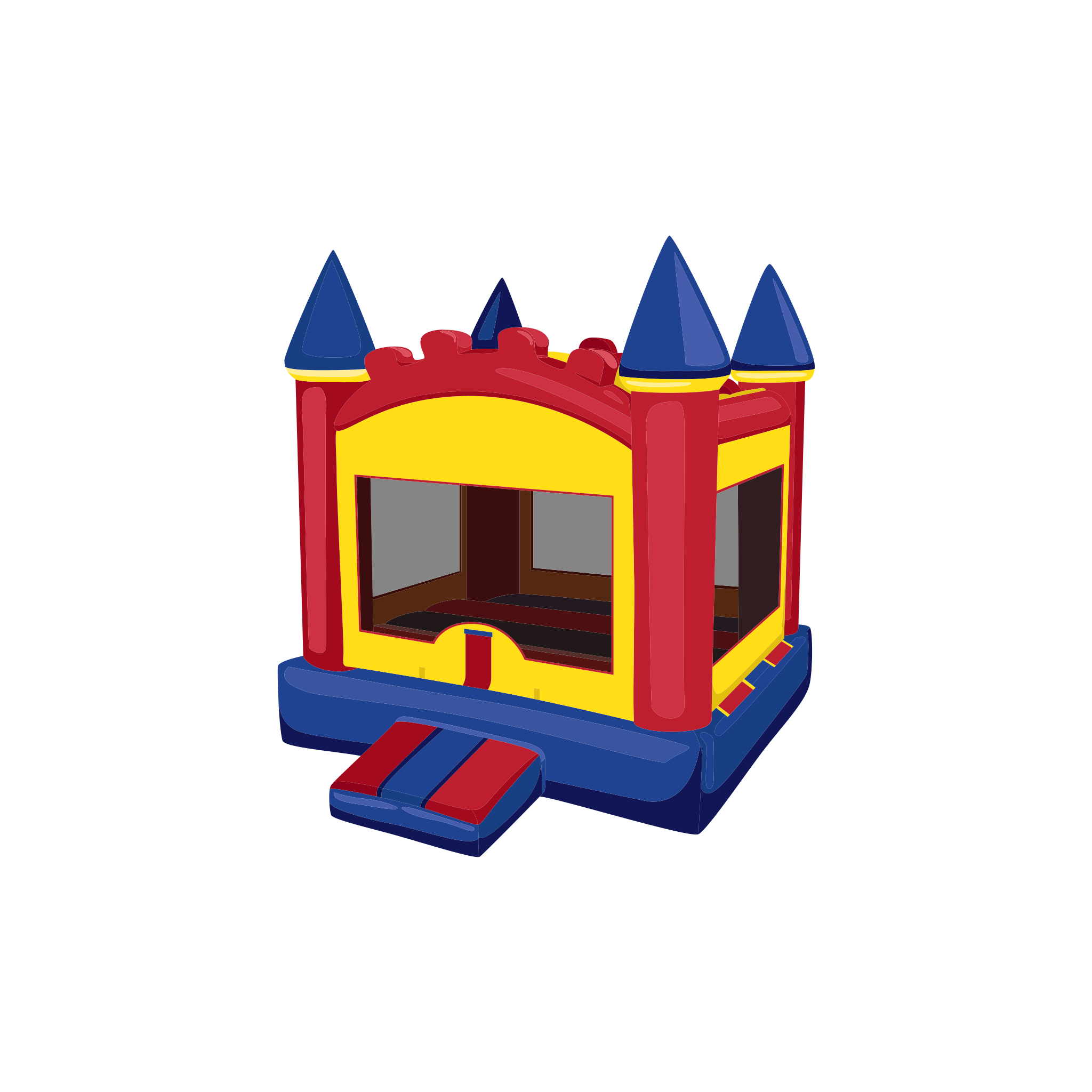small-bounce-house-rental-brazos-bounce